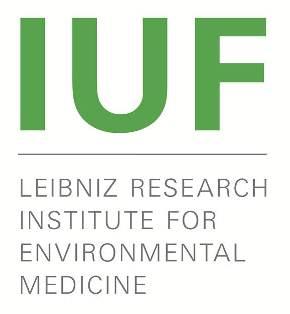 Logo Institut für Umweldmedizinische Forschung