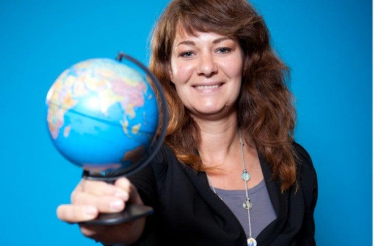 Ilse Visser, microkrediet voor moeders en undutchables