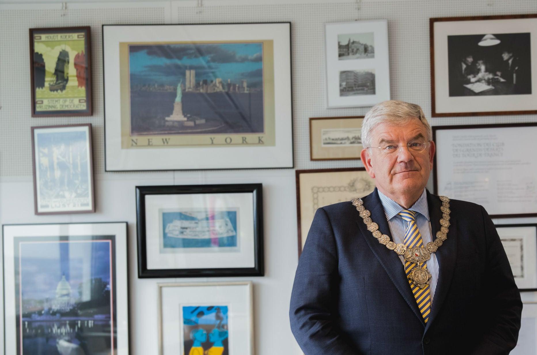Burgemeester van Utrecht | Jan van Zanen
