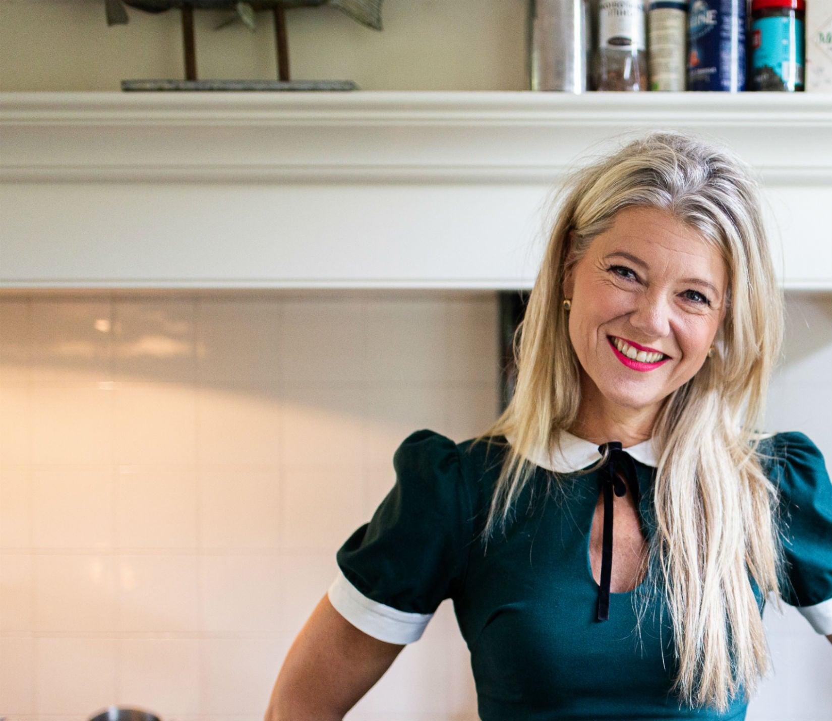 Television chef | Sandra Ysbrandy