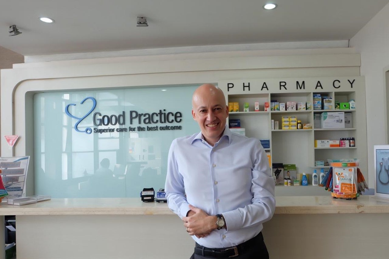 Steven Graaff | directeur en oprichter Good Practice Clinic in Jakarta