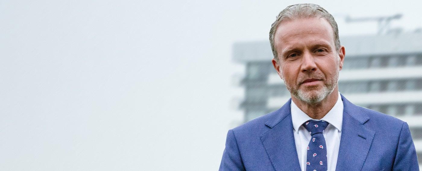 Directeur Reclassering Nederland | Johan Bac
