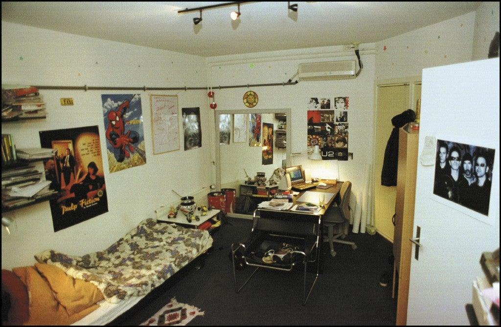 Studentenkamer Gideon Koekoek