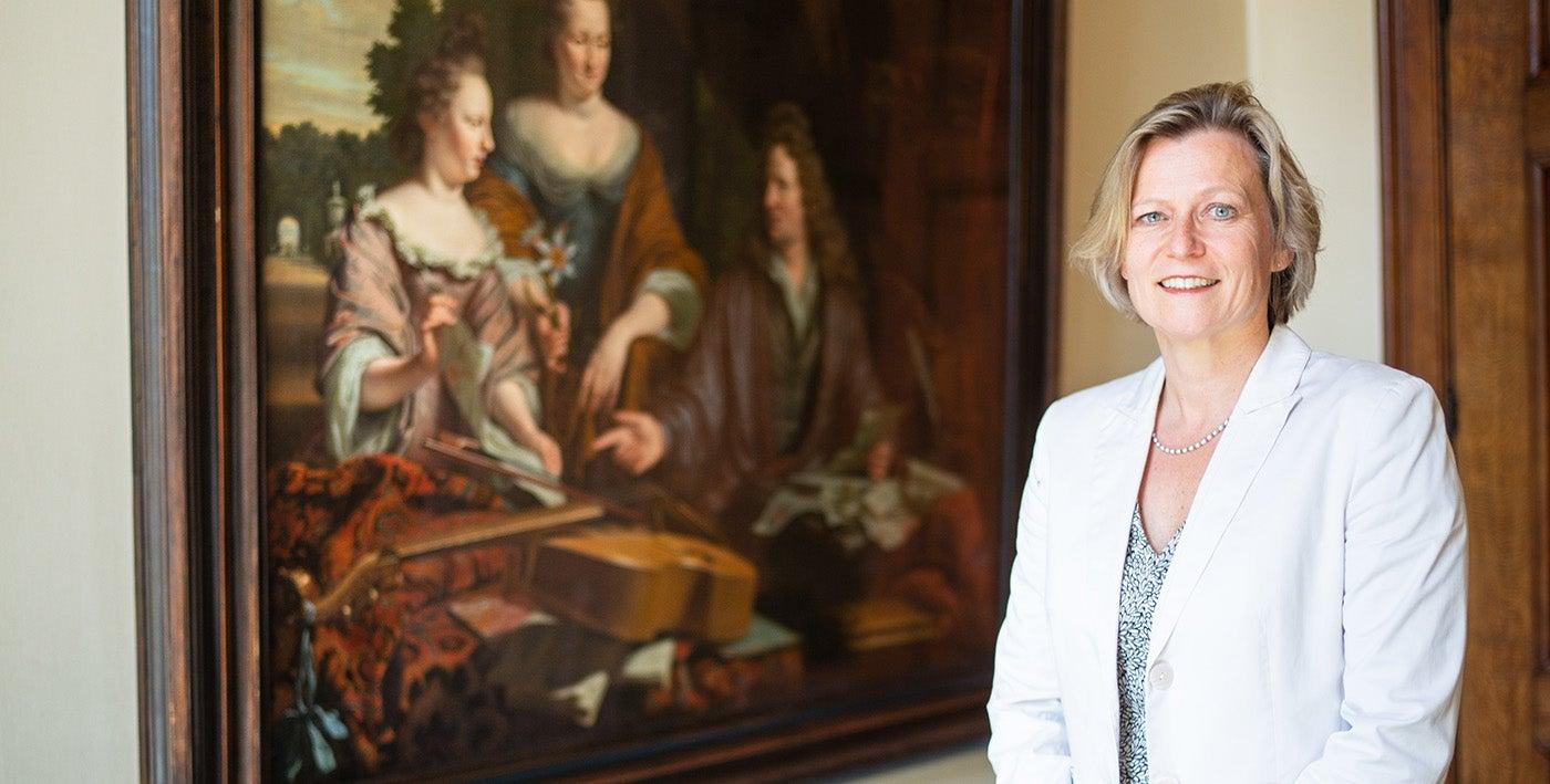 Directeur Prins Bernhard Cultuurfonds Adriana Esmeijer