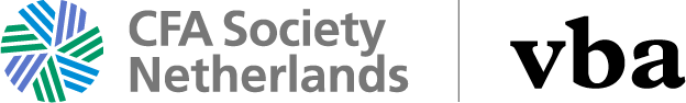 CFA Society VBA Netherlands logo