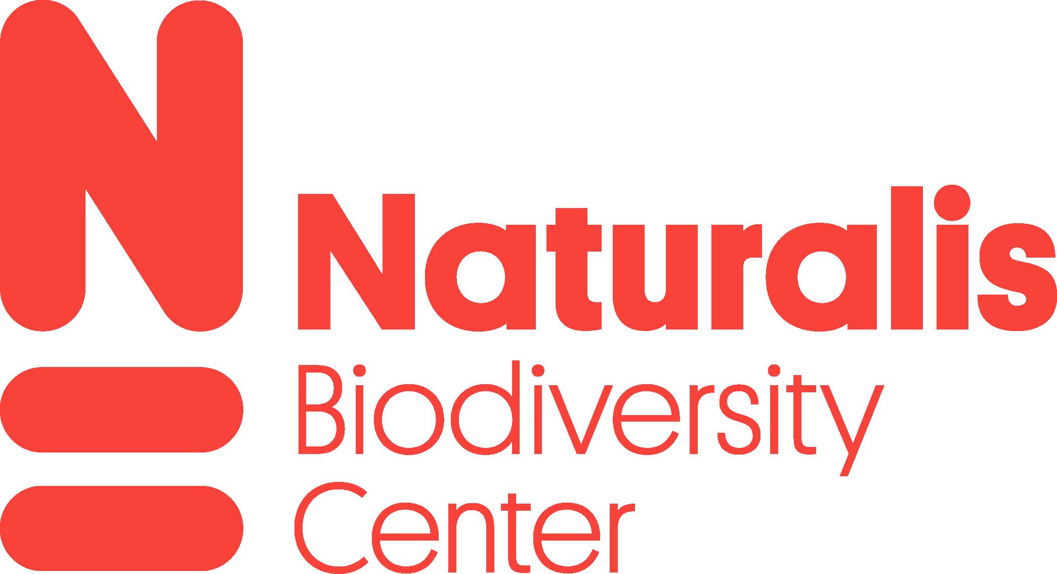 Logo Naturalis Biodiversity Center