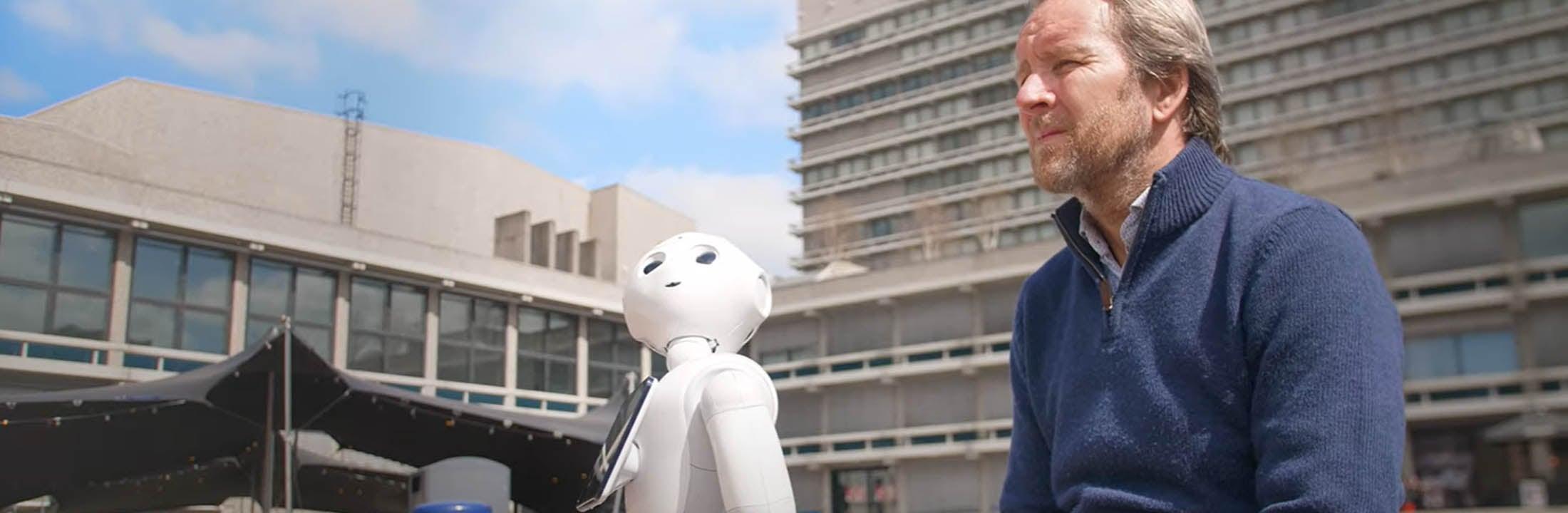 Teaching robots to talk
