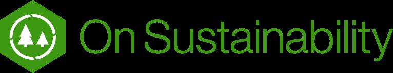 Logo On Sustainability
