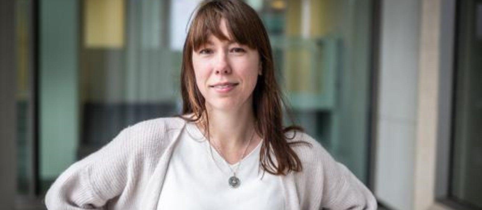 Rosanne Anholt - voorzitter Promovendi Netwerk Nederland