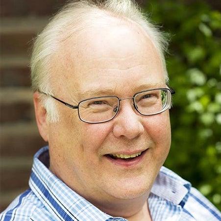 Portrait of Aart de Zeeuw