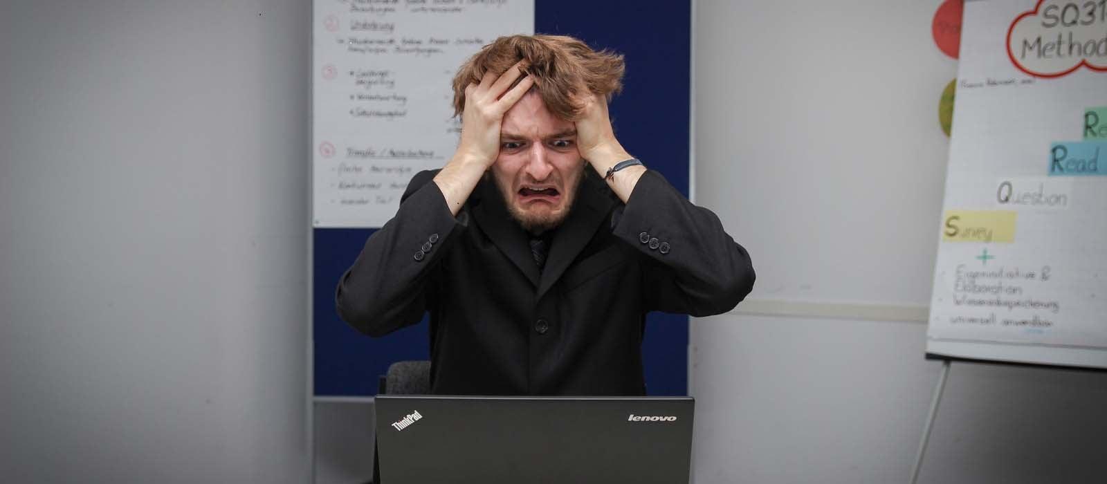 ICT-frustratie