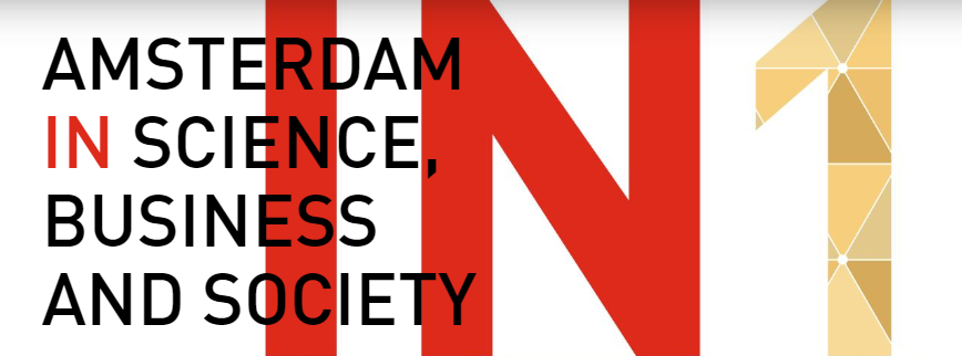 Amsterdam in Science, Business and Society magazine 1