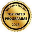 Masters Top Rated Programme 2018