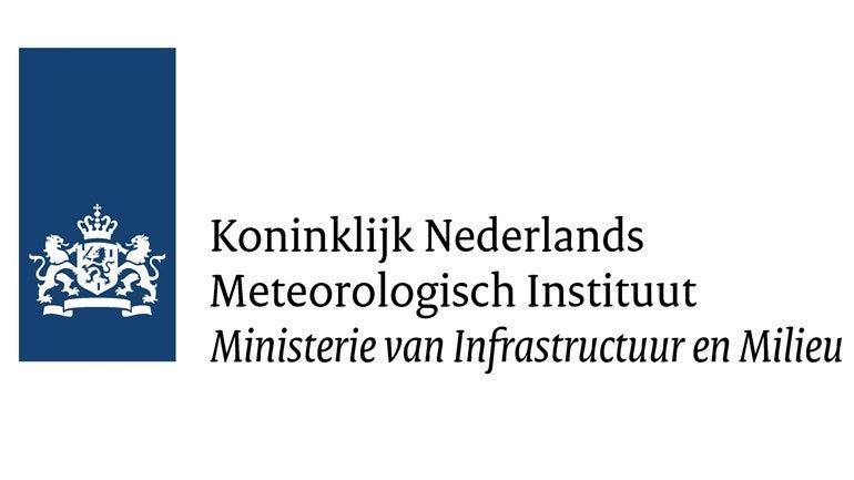 Logo Royal Netherlands Meteorological Institute (KNMI)