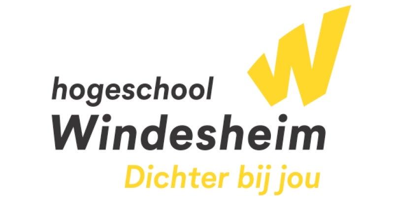Logo Hogeschool Windesheim Dichter bij jou