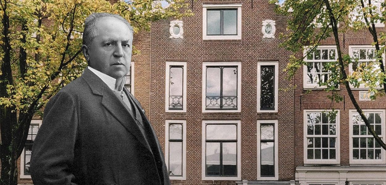 Wandelingen door hartje Amsterdam met Abraham Kuyper