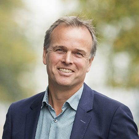 Portrait of Pieter van Beukering