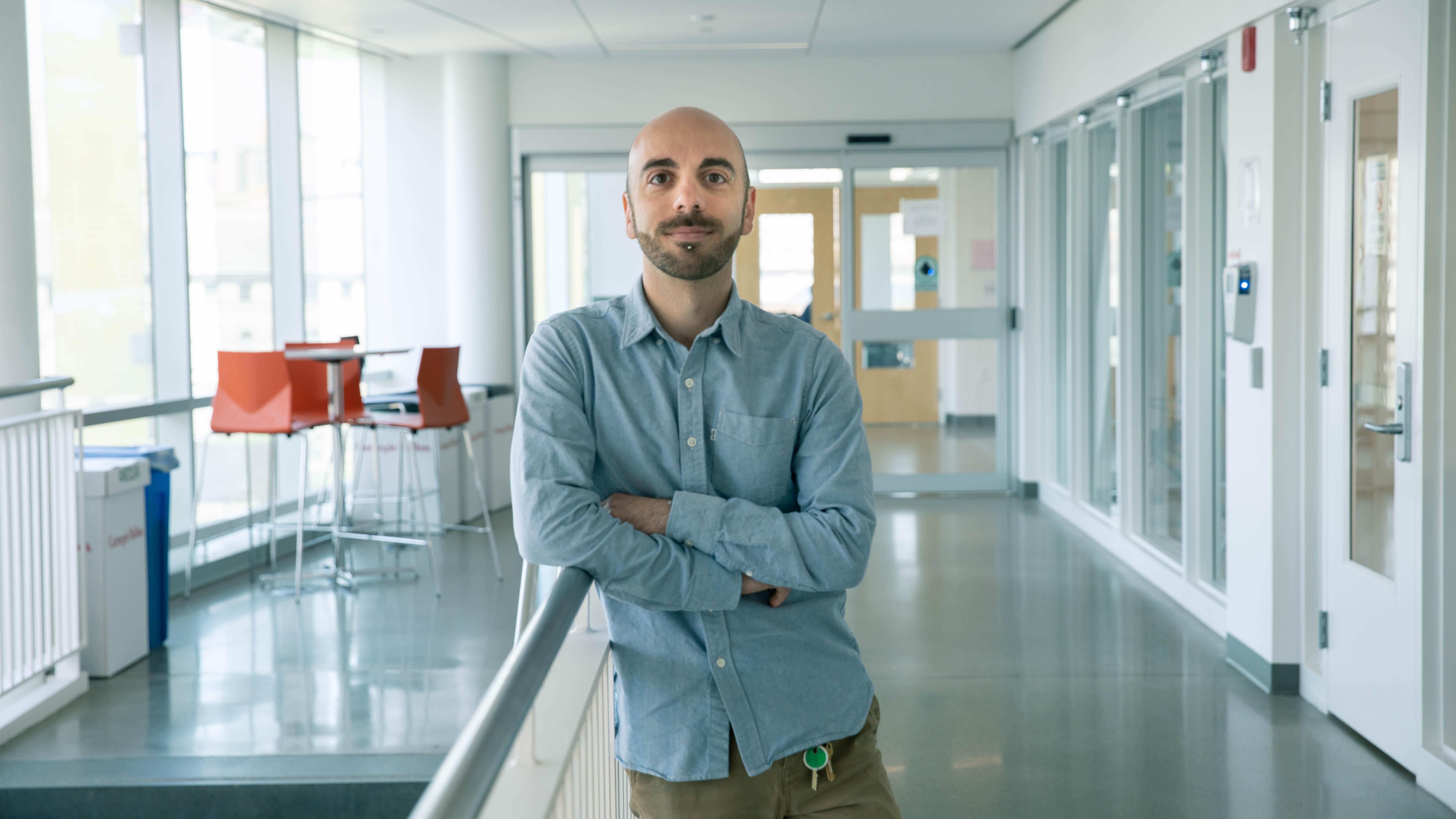 Assistant professor Ivano Malavolta