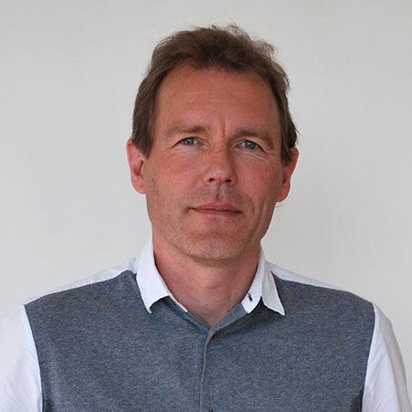 Portrait of Paul Bijlsma