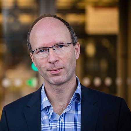Portrait of Jeroen Aerts