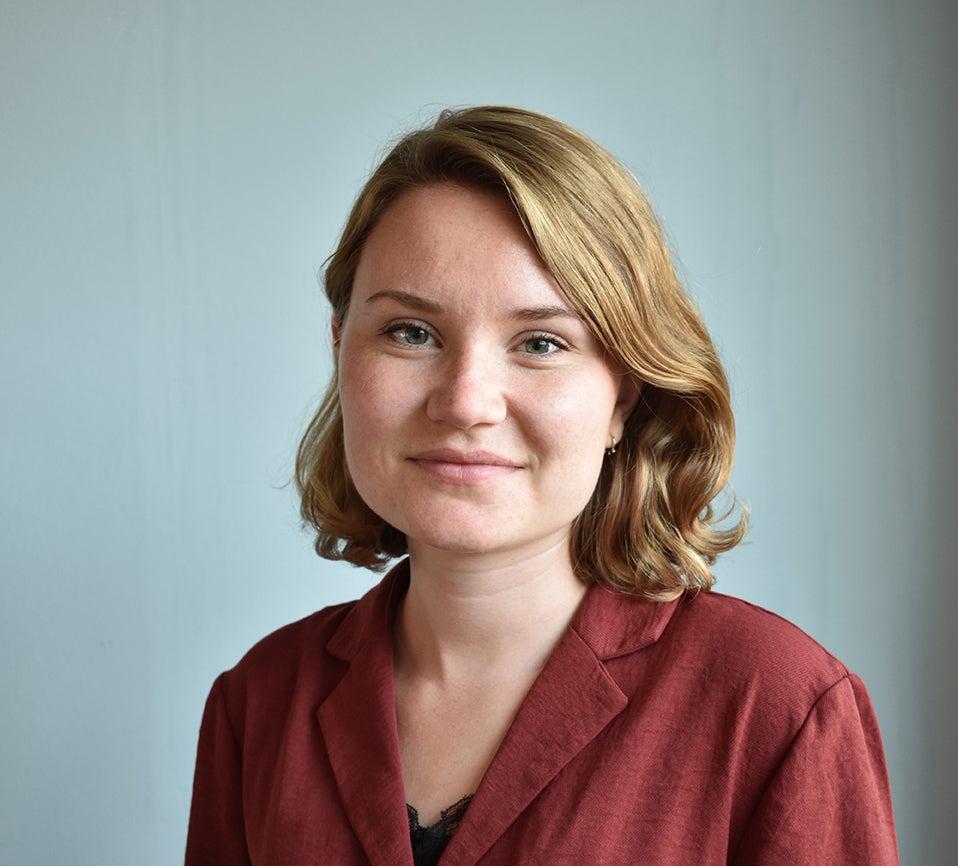 Photo of Iris Veerbeek