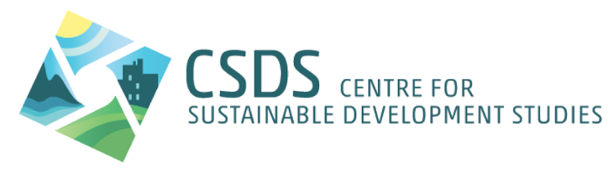Logo CSDS Centre for Sustainable Development Studies