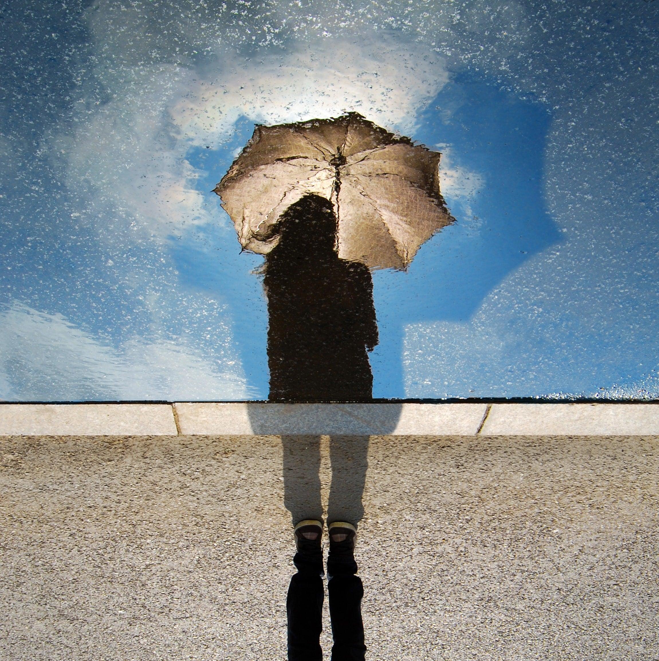 Leiderschap in tijden van crisis reflectie paraplu