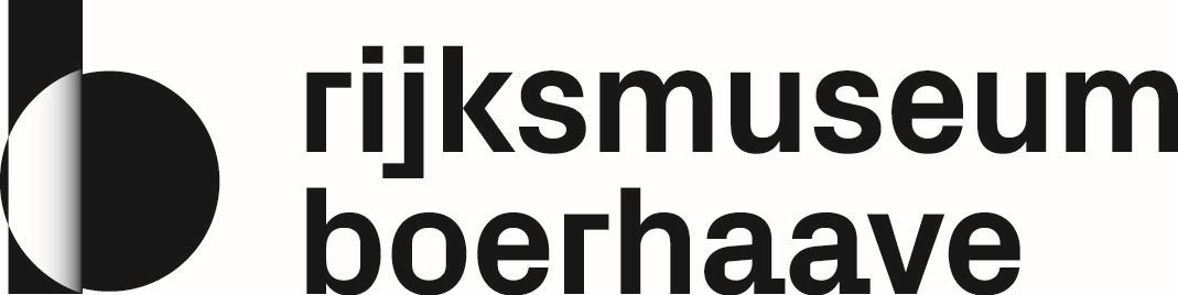 Logo Rijksmuseum Boerhaave