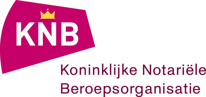 Logo Koninklijke Notariële Beroepsorganisatie (KNB)