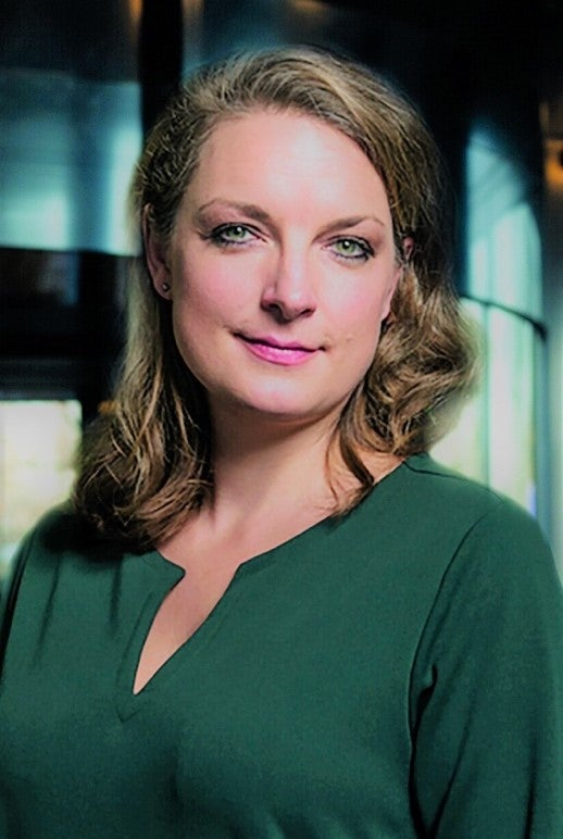 Portrait of Dr. Christine Moser