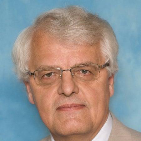 Portrait of Leen Hordijk