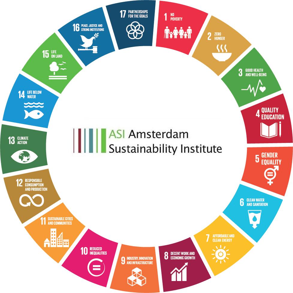 Logo SDG ASI Amsterdam Sustainability Institute