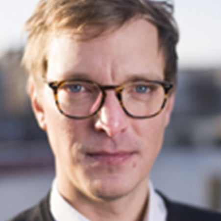 Portrait of Oscar Widerberg