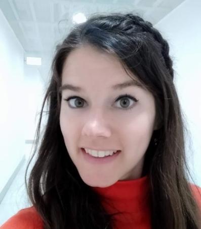 Bianca van Putten, International Officer