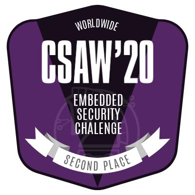 Logo CSAW Embedded Security Challenge