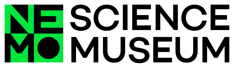Logo NEMO Science Museum