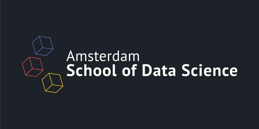 Logo Amsterdam School of Data Science