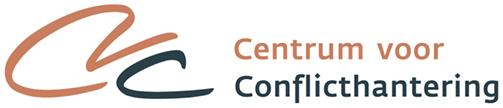 Logo Centrum voor conflicthantering
