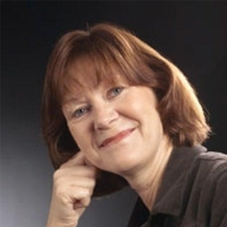 Potrait of Gunilla Lindström