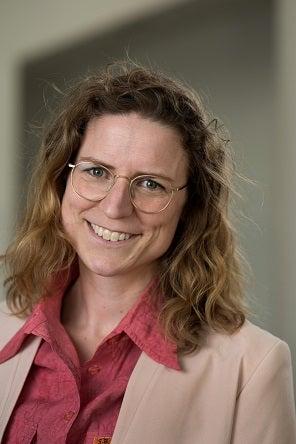 portrait Elsje van Bergen