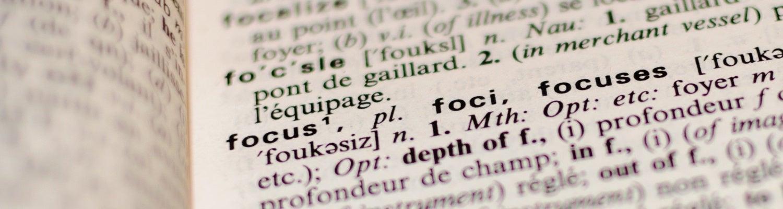 focuslijst